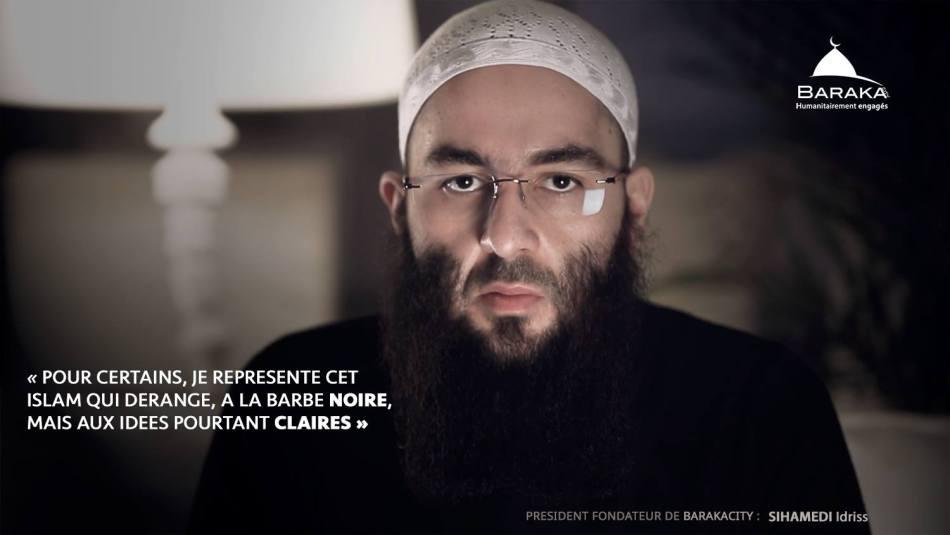 Idriss Sihamedi Droits de l'homme