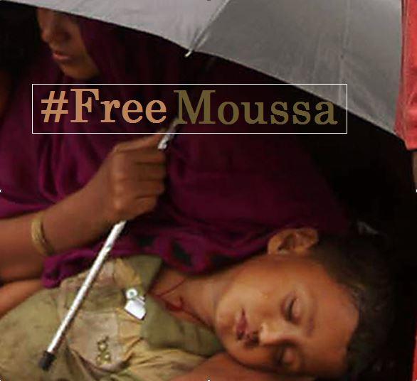 freeMoussaRohingya