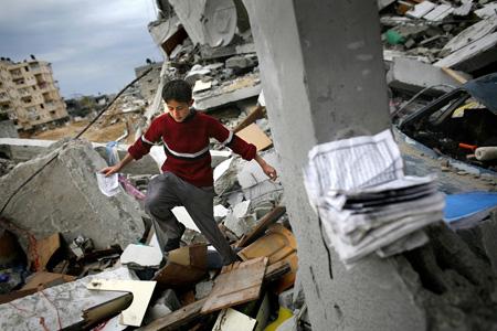 WAFFENSTILLSTAND, NAHOSTKONFLIKT, ANGRIFF, ISRAEL, PALAESTINA, GAZA, GAZASTREIFEN, OFFENSIVE,